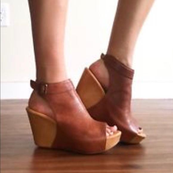 52cf6bd3751c Kork-Ease Shoes - Kork-Ease Berit Wedge Brown